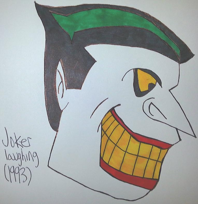 Joker by armattock